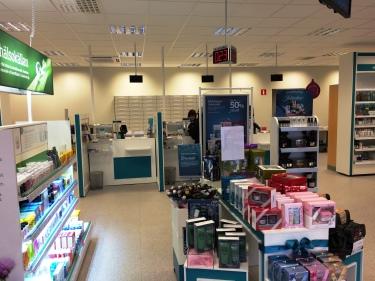 Apoteket på Fixpunkten köpcentrum har öppnat.